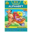 School Zone® Alphabet Big Workbook, Grade Preschool/Ages 3-5