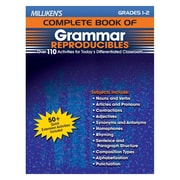 "Lorenz Milliken's ""Complete Book of Grammar Reproducibles"" Book, Grades 1-2"