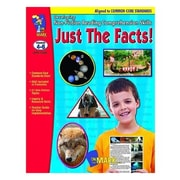 "On The Mark Press ""Just The Facts Developing Non Fiction Reading Comp Skills"" Book, Grade 4th-6"