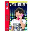 """On The Mark Press """"Media Literacy - Common Core"""" Book, Grades 2 - 3"""