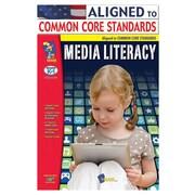 "On The Mark Press ""Media Literacy - Common Core"" Book, Grades K - 1st"