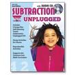 "Sara Jordan™ ""Subtraction Unplugged"" Resource/Lyrics Book with Audio CD, Grade 2nd"