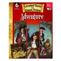 Shell Education in.Leveled Texts for Classic Fiction: Adventurein. Book, Grade 3rd - 8th