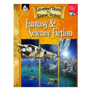 "Shell Education ""Leveled Texts for Classic Fiction: Fantasy and..."" Book, Grade 3rd - 8th"