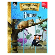 "Shell Education ""Leveled Texts for Classic Fiction: Humor"" Book, Grade 3rd - 8th"