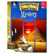 """Shell Education """"Leveled Texts for Classic Fiction: Mystery"""" Book, Grade 3rd - 8th"""