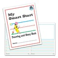 Teacher Created Resources in.Smart Start Drawing & Storyin. Portrait Book