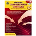 Teacher Created Resources in.Targeting Comprehension Strategies for the Common Corein. Book, Grade 2nd