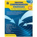 Teacher Created Resources in.Targeting Comprehension Strategies for the Common Corein. Book, Grade 3rd
