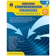 "Teacher Created Resources ""Targeting Comprehension Strategies for the Common Core"" Book, Grade 3rd"