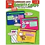 The Mailbox Books Language Arts Activity Card, Grade