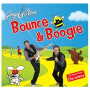 Greg & Steve Productions® Bounce & Boogie CD