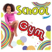 Kimbo Educational® New! School Gym CD
