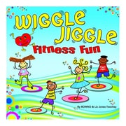 Kimbo Educational® New! Wiggle Jiggle Fitness Fun CD