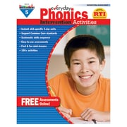 Newmark Learning Everyday Phonics Intervention Activities Book
