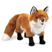 "Folkmanis® Red Fox Hand Puppet, 11"" Tall"