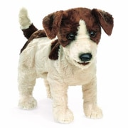 Folkmanis® Terrier Jack Russell Hand Puppet, 10