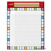 Eureka® 17 x 22 Large Incentive Chart Poster, Scrabble
