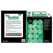 Reading Warm-Ups and Test Practice by Newmark Learning Grade 6
