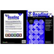 Reading Warm-Ups and Test Practice by Newmark Learning Grade 7