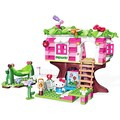 Mega Bloks® 12in. x 2in. x 11 1/2in. Hello Kitty® Treehouse, 200 Piece