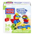 Mega Bloks® Create 'n Play Junior Specialty Exclusive Blocks Set, 80 Piece