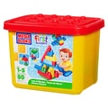 Mega Bloks® First Builders Bucket Specialty Blocks Set, 80 Piece