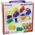 Miniland Educational 15 cm x 21 cm Mobil Math Car Game