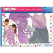 """Fibre Craft  Springfield Collection Fitness Fun Doll Clothes Set 18"""""""