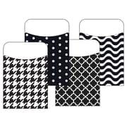 Trend Enterprises® Black & White Terrific Pocket Variety Pack, 40/Pack
