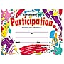Trend Enterprises® Certificate of Participation/Paint Splat, 8