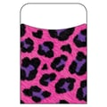 Trend Enterprises® Leopard Pink Terrific Pocket, 40/Pack