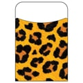 Trend Enterprises® Leopard Yellow Terrific Pocket, 40/Pack
