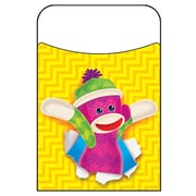 Trend Enterprises® Sock Monkeys Terrific Pocket, 40/Pack