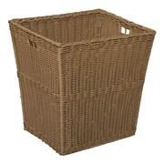 Wood Designs™ Large Wicker Basket