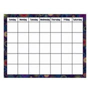 "Teacher Created Resources 17"" x 22"" Calendar Chart, Fireworks"
