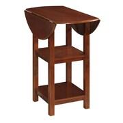 """Boraam Powellton 42"""" Solid Hardwood Double Drop Leaf Pub Table, Cherry"""