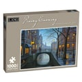 LANG® 1000 Pieces Jigsaw Puzzle, Rainy Evening