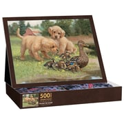 LANG® 500 Pieces Jigsaw Puzzle, Follow The Leader