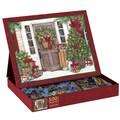 LANG® 500 Pieces Jigsaw Puzzle, Holiday Door
