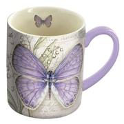 LANG® 14 oz. Jane Shasky Coffee Mug, Lavender Butterfly