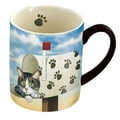 LANG® 14 oz. Lowell Herrero Coffee Mug, Toulouse Largent