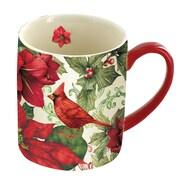 LANG® 14 oz. Tim Coffey Coffee Mug, Cardinals