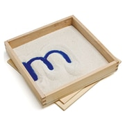 Primary Concepts™ Letter Formation Sand Tray, 4/Set