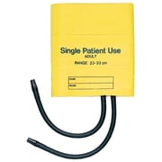 Briggs Healthcare Single Patient Use Blood Pressure Cuffs Two Tube