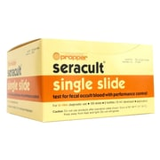 Seracult Plus® Fecal Occult Blood Tests, Latex, 100/Box