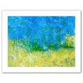 ArtWall in.Tropical Watersin. Unwrapped Canvas Art By Herb Dickinson, 24in. x 32in.