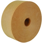 "Intertape TruTest Kraft Reinforced Tape, 3"" x 375', 8 Rolls"