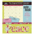 LANG® Avalanche Note Nook® Multiple Blessings 2015 Pocket Wall Calendar