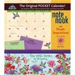 LANG® Avalanche Note Nook® Simple Inspirations 2015 Pocket Wall Calendar